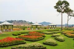 Nice garden Stock Photography