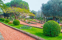 The nice garden Royalty Free Stock Images