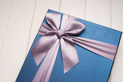 Nice gift Royalty Free Stock Photos