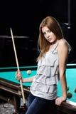 The nice girl Stock Photography