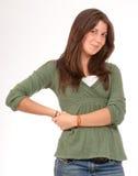 Nice girl Royalty Free Stock Image