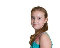 Nice girl royalty free stock photography