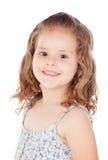 Nice girl happy Royalty Free Stock Photos