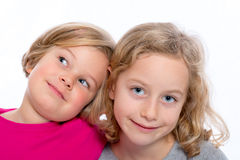 Nice girls Royalty Free Stock Photography