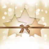 Stars gift Stock Image