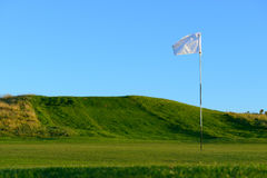 Nice golf course Stock Image