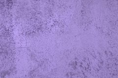 Nice grunge purple rough painted metallic surface texture for design purposes. royalty free stock photos