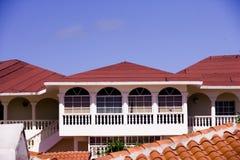 Nice hacienda Royalty Free Stock Images