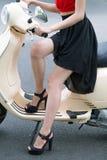 Nice heels Royalty Free Stock Photo