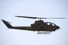 Nice Helicopter on  Airshow Royalty Free Stock Photo