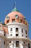 Nice - Hotel Negresco Stock Images