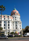 Nice - Hotel Negresco Royalty Free Stock Image