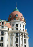 Nice - Hotel Negresco Royalty Free Stock Images