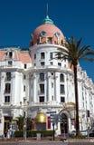 Nice - Hotel Negresco Royalty Free Stock Image