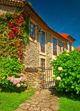 Nice house Stock Photography