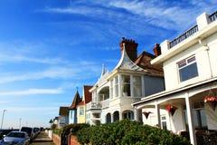 Nice houses Deal town Kent England Stock Photos