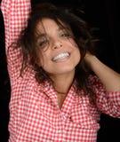 Beautiful Latino Woman Royalty Free Stock Images