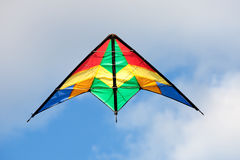 Nice kite flying Stock Photos