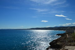 Nice-kust Fotografering för Bildbyråer