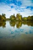 Nice lake Stock Image