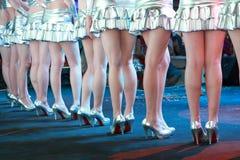 Nice legs Stock Photography