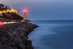 Nice Lighthouse Stock Photo