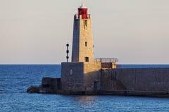 Nice Lighthouse Royalty Free Stock Photo