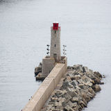 Nice - Lighthouse Royalty Free Stock Image