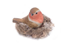Nice Little Robin Royalty Free Stock Images