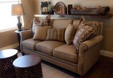 Nice living room Stock Image