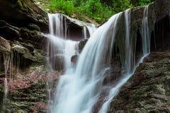Nice looking Niagara escarpment waterfall Stock Photography