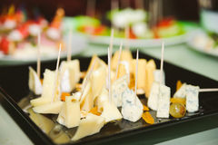Nice looking and tasty food cheese Royalty Free Stock Photo