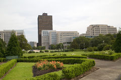Nice Louisiana state capitol buildings Stock Image