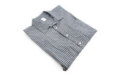 Nice male check shirt Royalty Free Stock Photo