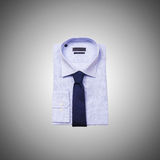 Nice male shirt against the gradient Stock Images