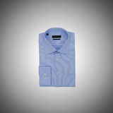 Nice male shirt against the gradient Royalty Free Stock Photos