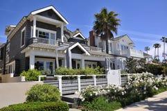 Nice mansion on Coronado Island royalty free stock photo