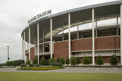 Nice McLane stadium Royalty Free Stock Photo