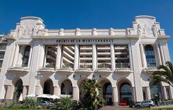 Nice - Mediterranean Palace Royalty Free Stock Image