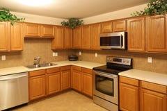 Nice modern kitchen Royalty Free Stock Image