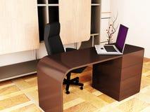 A nice modern office Stock Photos