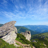 Nice mountain landscape Stock Photo