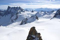 Nice mountain landscape Stock Photo