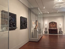 Nice Museum of Fine Arts Boston Stock Image