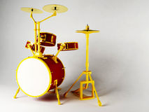 Nice musical instruments Royalty Free Stock Photos