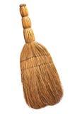 Nice new broom Royalty Free Stock Photo