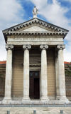 Nice - Notre-Dame du Port Royalty Free Stock Image