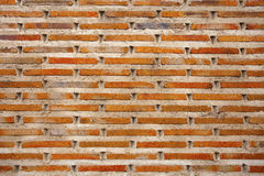 Nice Old Brick Wall Stock Photography
