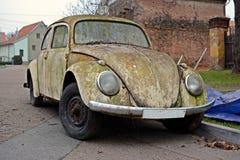 Nice old car Stock Photo