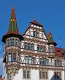 Nice old house 1. Nice old house in Konstanz. Germany royalty free stock photography